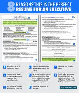 resume template business insider your career 8 reasons this is an ideal r 233 sum 233 for someone