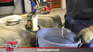 How To Install Fuel Pump E2064mn In 1990