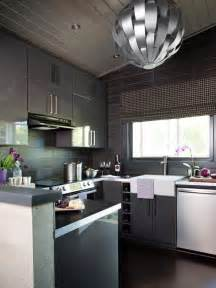kitchen ideas small small modern kitchen design ideas hgtv pictures tips hgtv