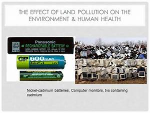 LECTURE 2: The EFFECT OF POLLUTION ON the Environment ...