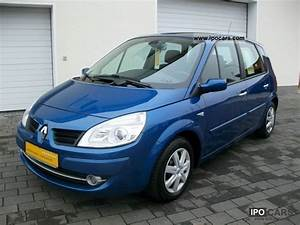 Renault Scenic 2007 : 2007 renault sc nic exception 1 6 16v car photo and specs ~ Gottalentnigeria.com Avis de Voitures