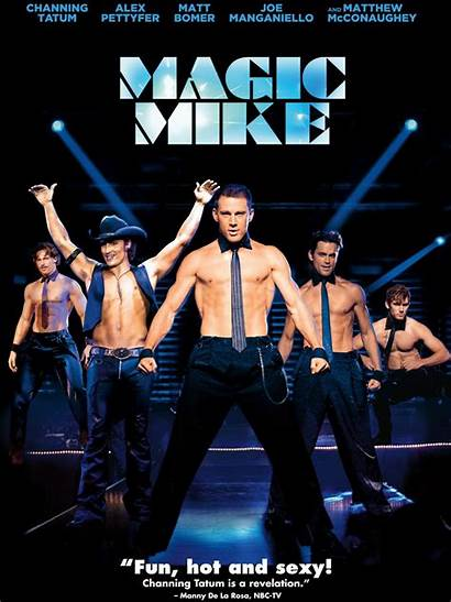 Magic Mike Poster Think