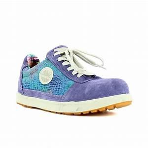 Chaussures De Securite Legere Et Confortable : chaussure de s curit l g re violette pour femme lisashoes ~ Dailycaller-alerts.com Idées de Décoration