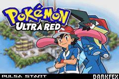 pokemon ultra red infinity  informations media