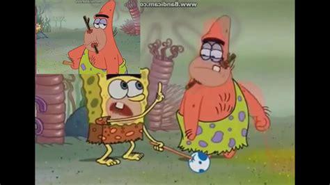 spongebob squarepants stick sparta venom remix youtube