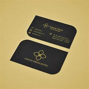 Business card for Leaf business cards