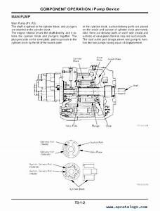 Hitachi Ex40u  50u Excavator Technical Workshop Manual Pdf