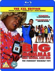 Martin Lawrence Movies List