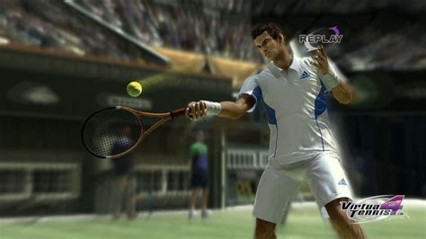 Over the years bells and whistles have been added and the graphics updated to keep it looking fresh. Virtua Tennis 4 - Xbox 360   Review Any Game