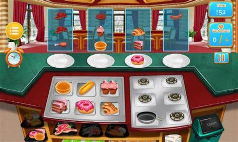 jeu de cuisine android kitchen fever master cook pour android à télécharger
