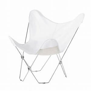 Petit Fauteuil Maison Du Monde : fauteuil blanc easy maisons du monde ~ Premium-room.com Idées de Décoration