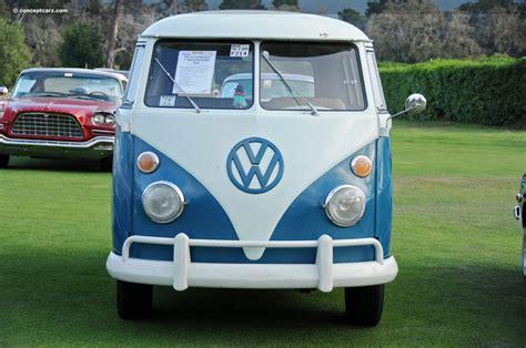volkswagen van front 1965 volkswagen transporter pictures history value