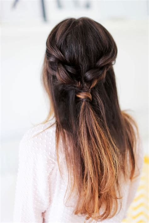 easy everyday hairstyle luxy hair blog   hair