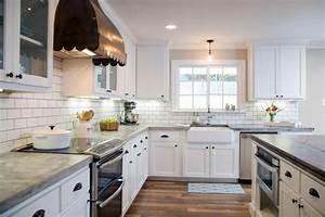 Kitchen Makeover Ideas From Fixer Upper HGTV39s Fixer