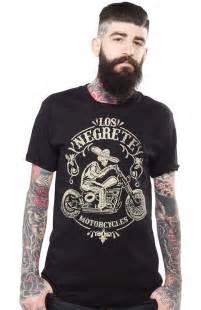 la marca del diablo los negrete motorcycles t shirt head