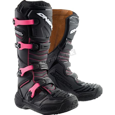 motocross boots for women o neal girls youth element boots 0320703 atv dirt bike