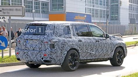 1,155 results for mercedes benz brabus. 2019 Mercedes GLS Makes Spy Photo Debut
