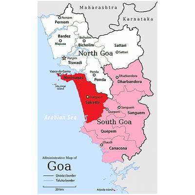 South Goa district - Wikipedia