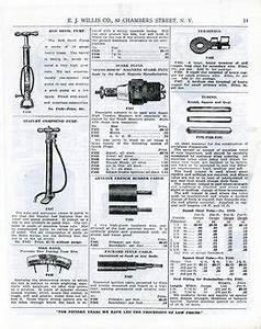 Everything a Pilot Could Want -- 1912 Aviation Supply Catalog