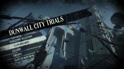 Dishonored Dlc Dunwall City Trials Parte 1 Youtube