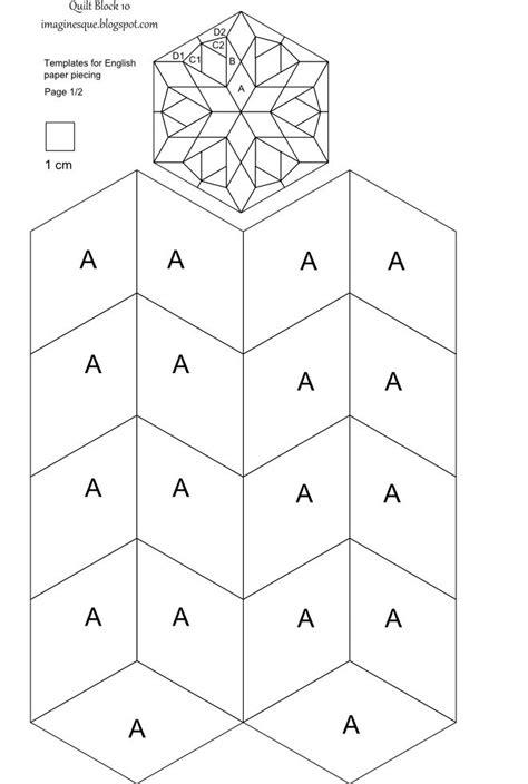 tumbling block quilt pattern template 106 best quilts tumbling blocks images on pinterest