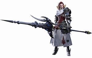 Dragoon Render - Characters & Art - Final Fantasy XIV ...