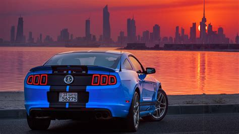 shelby gt ford usa car ford mustang shelby sunrise
