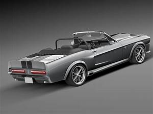 Ford Mustang GT500 Eleanor 1967 convertible