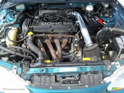 1996 Mitsubishi Eclipse Engine 1996 mitsubishi eclipse rs coupe 2 0 liter dohc 16 valve 4
