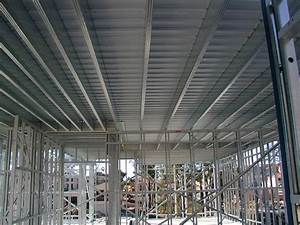 Boxspan steel joists for 2nd storey upper floor frames for Structural floor joists