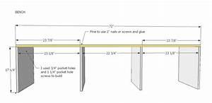 DIY Building A Mudroom Bench Plans Free