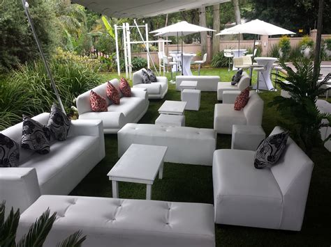 Ottoman Hire by Event Hire Services Professional Event Hire Services In Jhb