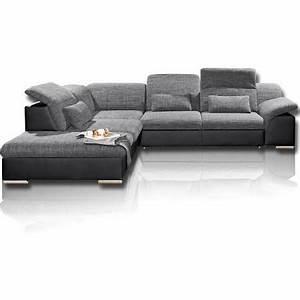 Couchbezug Für Eckcouch : roller ecksofa eckcouch schwarz dunkelgrau mit ~ Watch28wear.com Haus und Dekorationen
