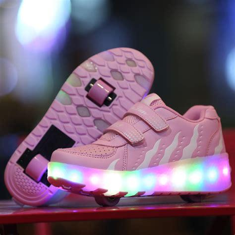 led light shoes for kid new children luminous shoes girls boys led light shoes for