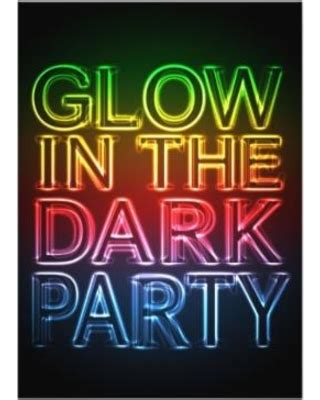 Bhg Kitchen And Bath Ideas - summer savings are upon us get this deal on glow party glow in the dark birthday party card