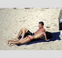 China Actress Zhang Ziyi Nude Sunbathing At The Beach