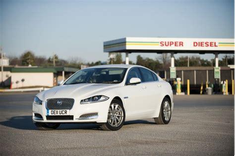 Jaguar Diesel Mpg by Jaguar Xf Diesel Averages 50 Mpg On U S Tour