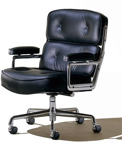 eames executive office chair aka the time chair