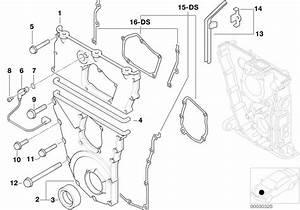 1997 Bmw Z3 Motor Parts Diagram