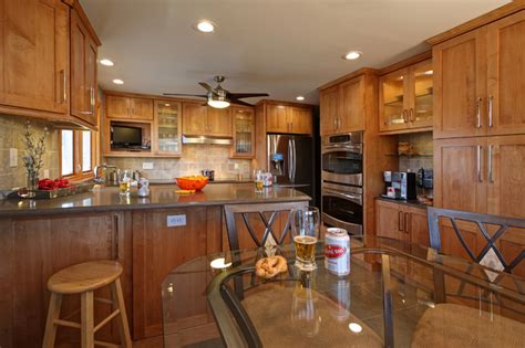 kitchen makeovers pictures ranch home kitchen remodel contemporary kitchen st 2285