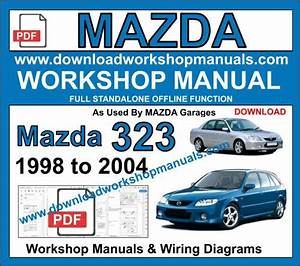 Wiring Diagram Mazda 323f