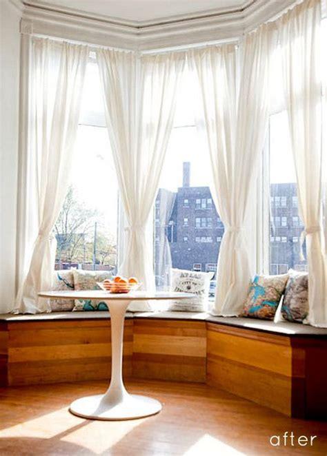 Best 25+ Bay Window Curtains Ideas On Pinterest  Bay