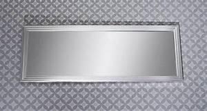 Miroir Grande Taille : great doors miroir mural en verre design modle grande ~ Farleysfitness.com Idées de Décoration
