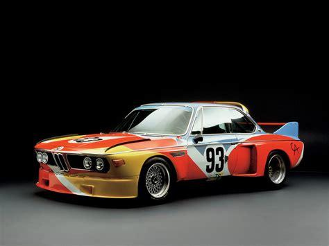 Bmw Art Car 01 Alexander Calder United States 1975