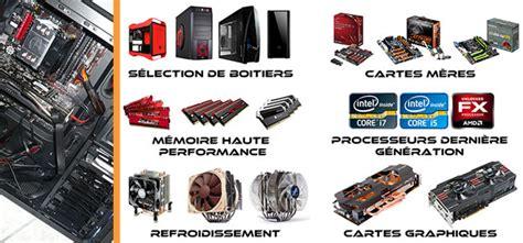 pc bureau sur mesure omega hardware vente de matériel informatique et