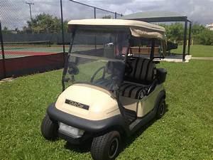 Drives Good 2005 Club Car Precedent Golf Cart For Sale