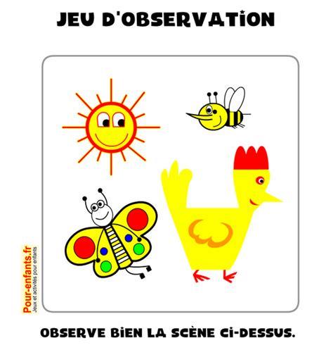 Jeux Fr Jeux Gratuits Jeux En Ligne Jeu Jeu D 39 Observation En Ligne Enfants De Maternelle Gratuit