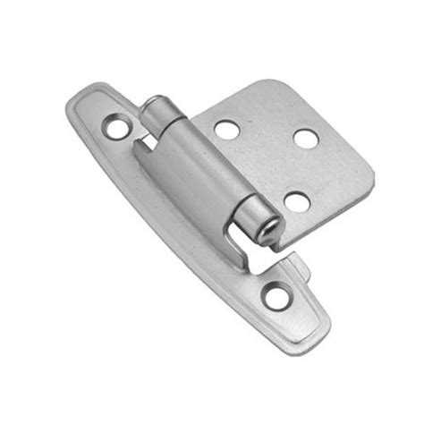 surface mount cabinet hinges hickory hardware surface mount self closing cabinet hinge