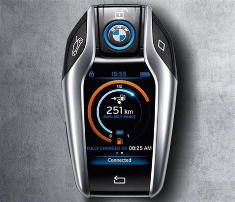 Bmw I8 Key Fob Concept Is Pretty Futuristic Ubergizmo