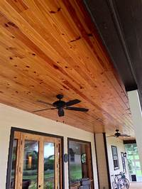 tongue and groove ceiling 17 Best images about Wood ceiling on Pinterest | Timber ...